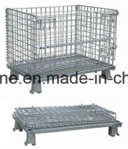 Steel Storage Wire Mesh Container (1200*1000*890 B-7) pictures & photos