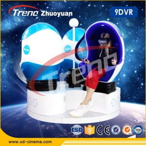 Shopping Mall Vr 9d Egg Virtual Reality Simulator Interactive 9d Cinema pictures & photos