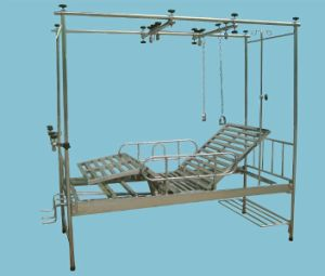 Ce Bossay Orthopedics Traction Hospital Bed pictures & photos