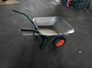 Wheelbarrow Wb6418 Two Wheels of Russia Market pictures & photos