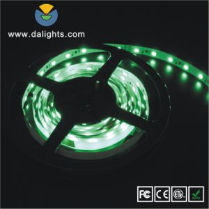 Indoor RGB Color LED Strip Light (green) pictures & photos