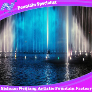 Music Fountain, Large Complex Music Fountain Supply Company