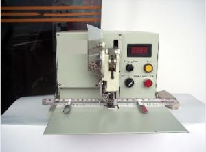 Electrical Single Head Eyelet Binding Machine (HSJYDCI) pictures & photos