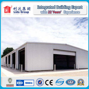 Steel Structure Sandwich Panel Warehouse pictures & photos