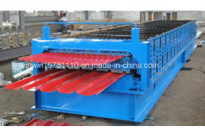 Easy Operation Building Materila Roofing Sheet Roll Forming Machine