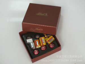 Newest Design High Quality Paper Chocolate Box pictures & photos