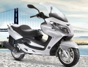 EEC Approved Hotsale Gas Scooter 150cc 125cc (HD125T-9)