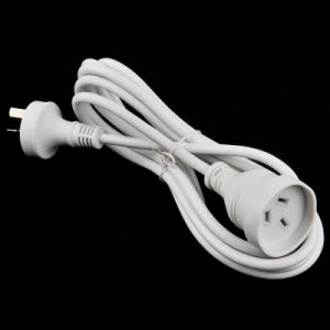 Australian Standard Extension Cord with SAA Certification pictures & photos