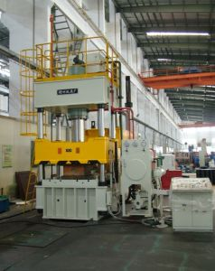 Double Action Hydraulic Press pictures & photos