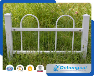 Elegant Welded Wrought Iron Fence Design / Aluminum Decorative Garden Fencing pictures & photos