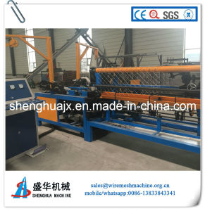 Chain Link Fence Machine (SH-N) pictures & photos