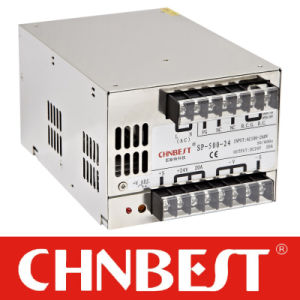 500W Single Output Switch Mode Power Supply with Pfc Function (SP-500-36) pictures & photos