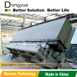 Dongyue Brand Germany AAC Block Machine (35 lines abroad in 6 countries, 14 lines in India) pictures & photos