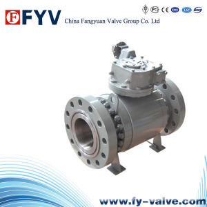 API 6A Fixed Pressure-Seal Ball Valve with Gear pictures & photos