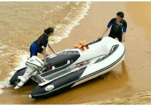 Aqualand 12feet 3.6m Inflatable Motor Boat /Fishing Boat (RIB360) pictures & photos