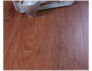 U Groove High Quality HDF Laminate Flooring pictures & photos