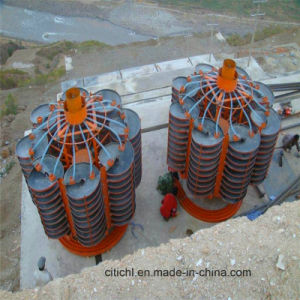 Chromite and Iron Ore Selection Use Gravity Spiral Chute pictures & photos