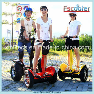2015 Adult Electric Scooters Electric Chariot off Road Balance Scooter with Factory Price pictures & photos