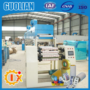 Gl-500e Eco Friendly BOPP Tape Making Manufacture Plant pictures & photos