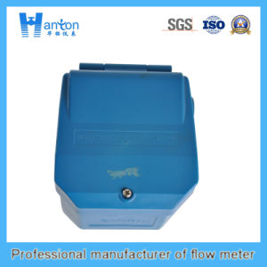 Plastic Blue All-in-One Type Ultrasonic Level Meter Ht-037 pictures & photos