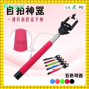 Phone Wireless Monopod Selfie Stick for HTC One M8 (gc-s0015) pictures & photos