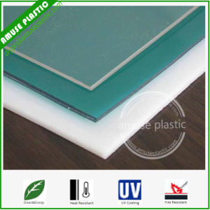 Colored Tinted 3mm Polycarbonate Roofing Panel Flat Polycarbonate Sheet pictures & photos