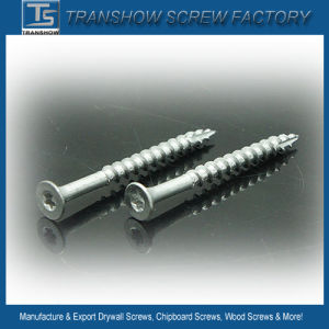 C1022 Steel Hardend Ceramic Decking Screws pictures & photos