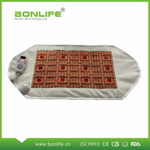Jade Heating Massage Mattress pictures & photos