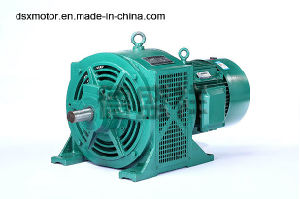 0.75kw Electromagnetic Speed Asynchronous Motor Electric Motor AC Motor pictures & photos