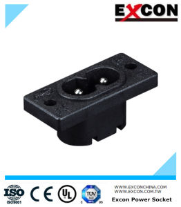 Excon Durable Power Socket S-01-02p Electrical Socket pictures & photos