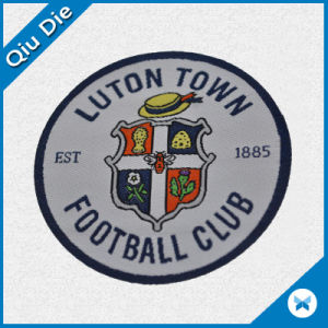Cloth Woven Badges with Your Club Logo pictures & photos