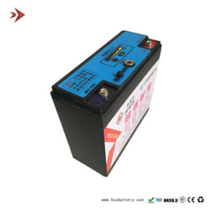 Deep Cycle 12V Battery Groups for HID Light pictures & photos
