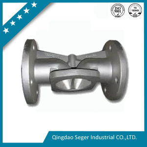 Professional Stainless Steel Manufacturer Valve Body Investment Casting pictures & photos