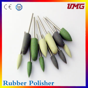Silicone Polisher (porcelain resin) , Dental Supply pictures & photos