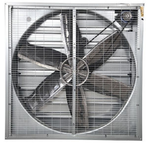 High Velocity Galvanized Exhaust Fan (workshope, greenhouse) pictures & photos