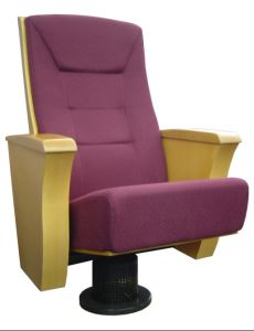 Theater Chair Auditorium Seat Cinema Chair (MF8) pictures & photos