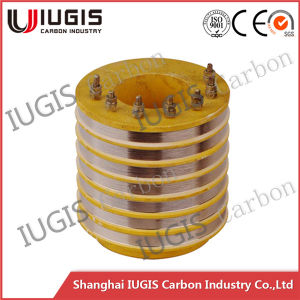 7 Rings Traditional Slip Ring for Machinery Industry Use pictures & photos