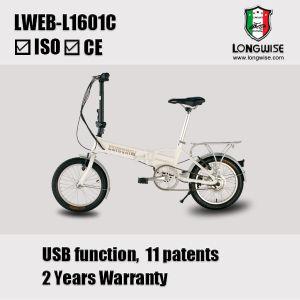 """16"""" En15194 Foldable Ebike (LWEB-T1601C) pictures & photos"""
