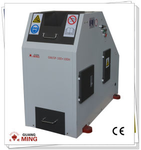 China CE Sample Preparation High Strength Jaw Crusher for Ore&Stone pictures & photos