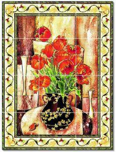 Carpet Ceramic Tile Kitchen