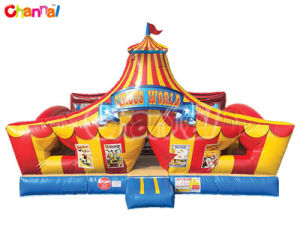 Circus Playland Inflatable Bouncy Castle Bb271 pictures & photos