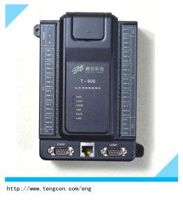 12PT100 PLC Controller T-906 Modbus/RTU PLC Remote Controller pictures & photos