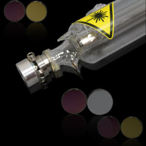 Dia. 50mm Glass CO2 Laser Tube of Cutting /Engraving Machine (BLJG60W)