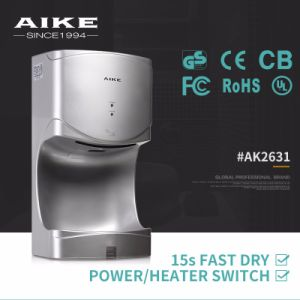 Hotel Appliances Jet Towel Bathroom Electrical Hand Dryer(AK2631) pictures & photos
