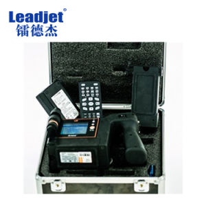 High Definition Compact Portable Handheld Ink Jet Printer pictures & photos