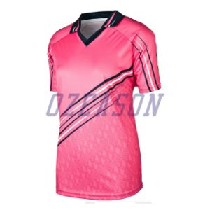 New Design Cheap Sublimation Printing Cricket Jersey Pattern pictures & photos