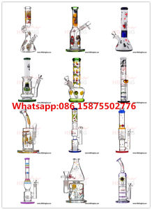 2017 Dabbing Pipe Cartoon Design Hbking Glass Water Pipe pictures & photos