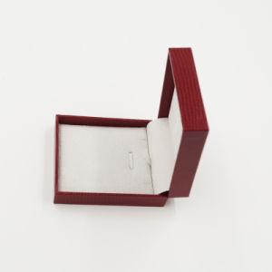 Flocking Satin Fabric Flannelette Leatherette Paper Box (J37-B1) pictures & photos