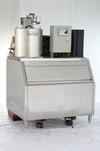 Industry 400/500/600/800/1000/1200/1500kg/24h Large Ice Flake Machine pictures & photos