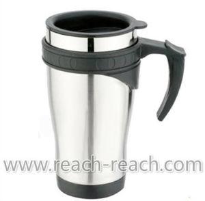 450ml Coffee Mug, Stainless Steel Travel Mug (R-2036) pictures & photos